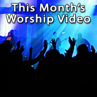 World Outreach Ministries Monthly Featured Worship Video - Mighty To Save- [A New Hallelujah] - Michael W Smith