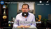 The Prayer of Commitment with Jason Peebles