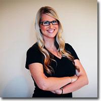 Joanna Peebles - V.P. of Operations & President Elect