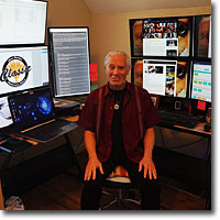 John Joseph Stone - Webmaster, Marketing