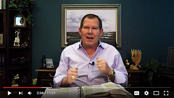 VV108 Entering God's Rest YouTube Video