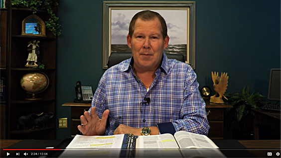 VV109 Grace: God's Ability & Enabling Power YouTube Video