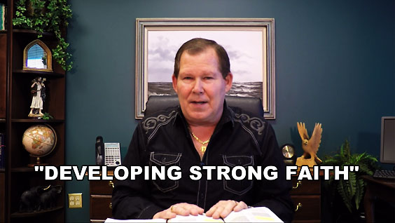 VV121 Developing Strong Faith