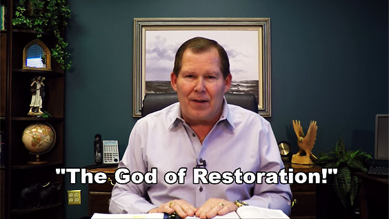 VV122 The God of Restoration!